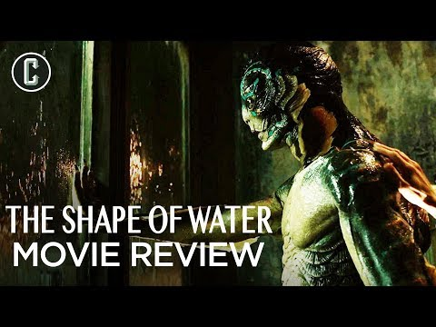 The Shape Of Water Review (No Spoilers)