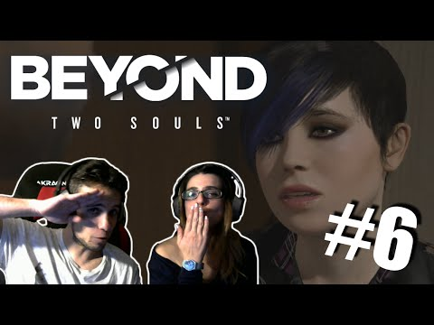ADOLESCENTE REBELDE | BEYOND TWO SOULS