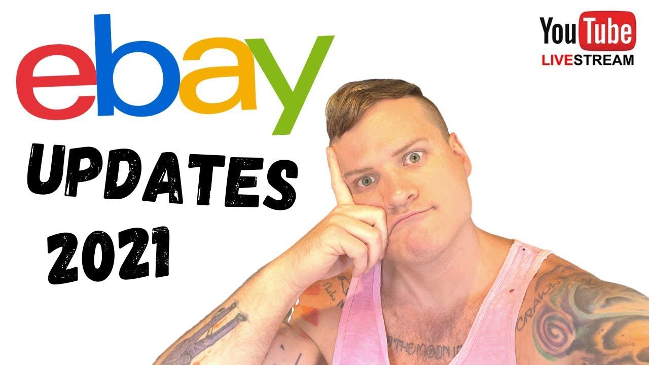 BIG eBay Seller Changes 2021…