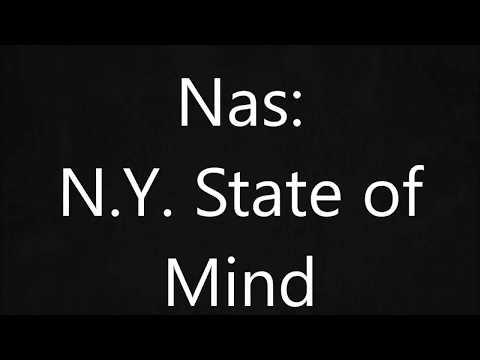 New York State Of Mind Lyrics