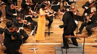 Bruch Violin Concerto No. 1 in G Minor, Op. 26 (LIVE)