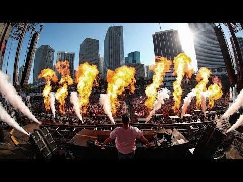 Nicky Romero  Ultra Music Festival 2018 Mainstage