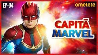 COMO A MARVEL RECRIOU A CAPITÃ MARVEL | Especial Capitã Marvel - EP. 4