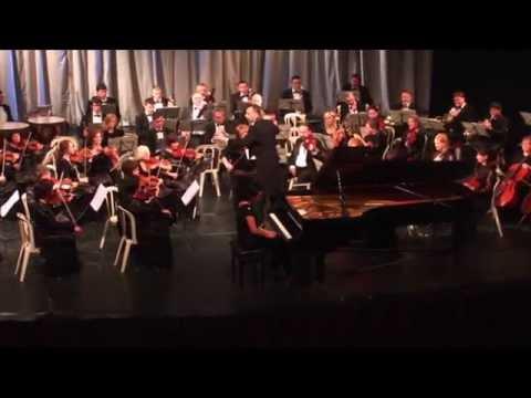 Shorena Tsintsabadze - S. Rachmaninov Piano Concerto No.3 op.30, Mov. 2,  Intermezzo
