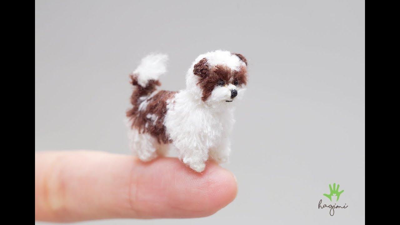 DIY Crochet Amigurumi Puppy Dog Stuffed Toy Free Patterns ... | 720x1280