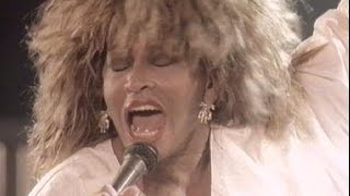 Tina Turner - I might have been queen - Birmingham - 1985