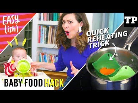 How Long To Heat Baby Food In Microwave - FoodsTrue