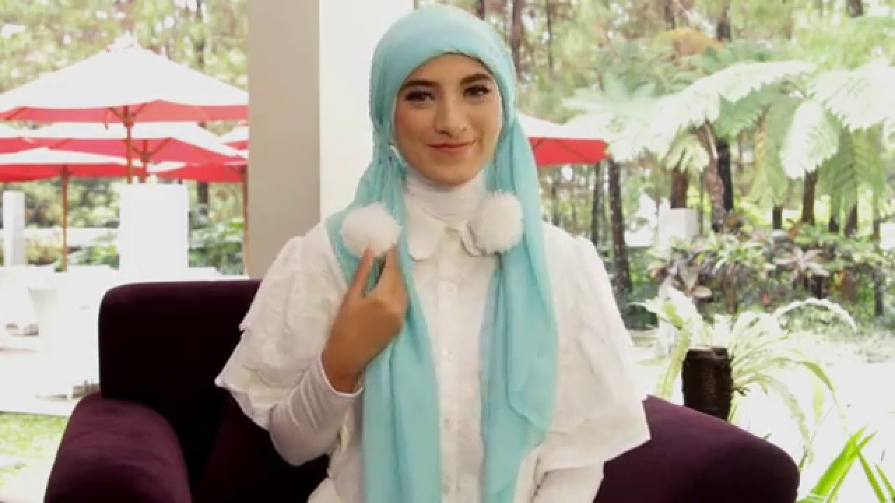 Encyclo Hijab Tutorial Bohemy Style Daily Look YouTube