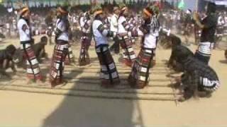 GUINNESS WORLD RECORD  - Cheraw - Largest Bamboo Dance