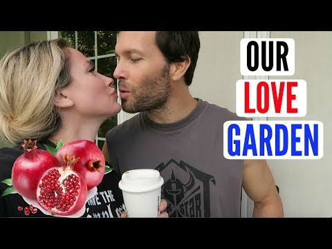 BUILDING OUR LOVE GARDEN