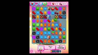 Candy Crush Saga Level 205 Walkthrough