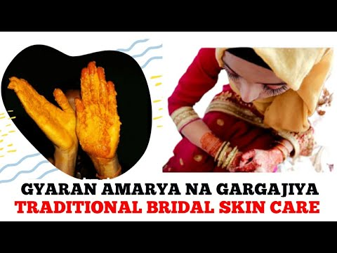 Download GYARAN JIKI || Karin haske da laushin fata || bridal skin brightening