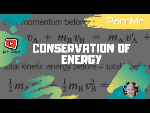 Conservation of Energy Song - YouTube
