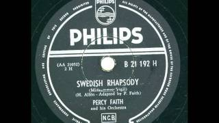 Percy Faith and his Orchestra - Swedish Rhapsody
