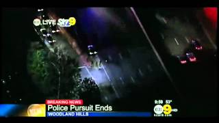 Unarmed 19-Year-Old Shot To Death By Police After Freeway Chase! (Hit With 90 Rounds).mp4