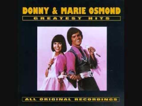 DONNY & MARIE~A LITTLE BIT COUNTRY, A LITTLE BIT ROCK N ROLL