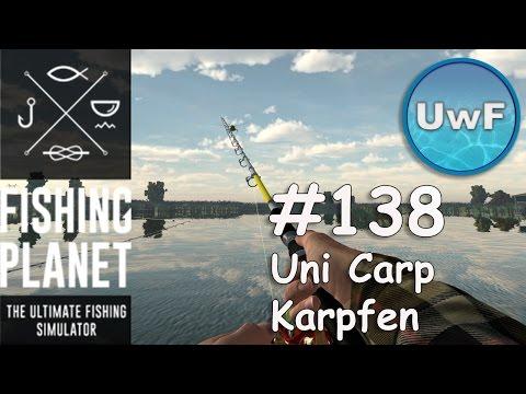Fishing Planet #138 | Unique Carp / Karpfen California mit Tampee | Patch 0.68 | German | Gameplay