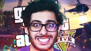 CARRYMINATI PLAYS  GTA V RP