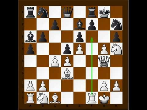 Chess Game #01 Morphy v Carr   Carr Defense  1858