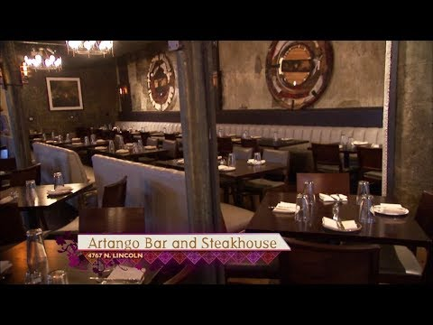 Artango Bar And Steakhouse Features Classic Argentinian Specialties In Lincoln Square