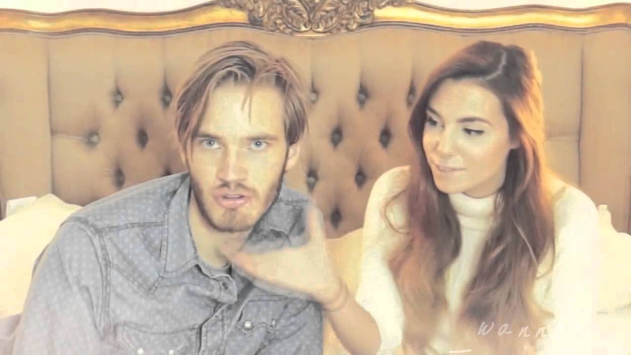 Felix and Marzia || Pewdiepie and Cutiepie || Melix ...