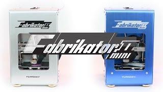 Mini Fabrikator V2 3D Printer - HobbyKing Product Video