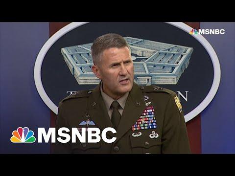 Pentagon: U.S. Has Evacuated 7,000 Afghans Since August 14