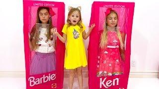 Download Настя и её новые куклы Mp3 and Videos
