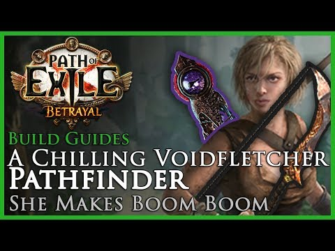 Path of Exile [3.5]: A Chilling Voidfletcher Pathfinder - Build Guide