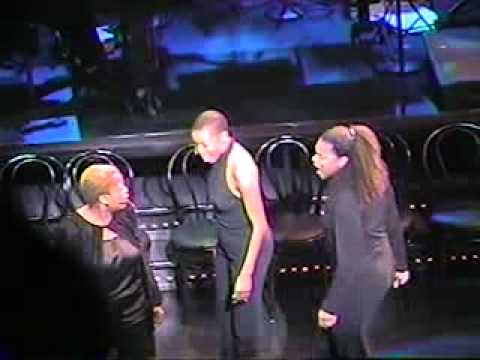 Heavy  Dreamgirls Concert 2001 with Audra McDonald, Lillias White and Heather Headley