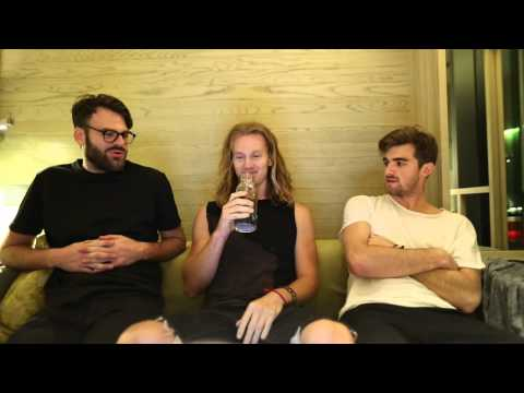 Cloud Comments with The Chainsmokers - Episode 4 Thumbnail image