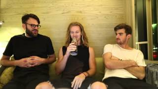 Cloud Comments with The Chainsmokers - Episode 4