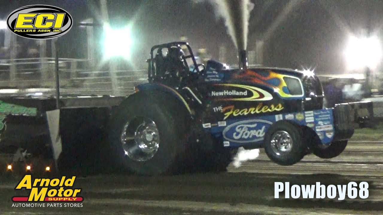 ECIPA 4 1 LIMITED PRO STOCK TRACTORS IN BLAIRSTOWN, IA 2018