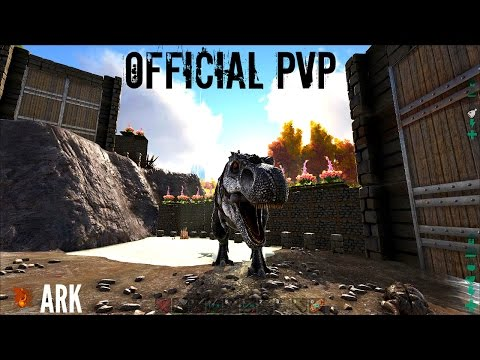 THE BEST WAY TO GET PRIME w/ Rex Tame - Official PVP (E19) - ARK Survival