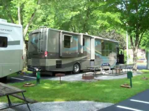 Twin Creek Rv Park Gatlinburg Tn Youtube