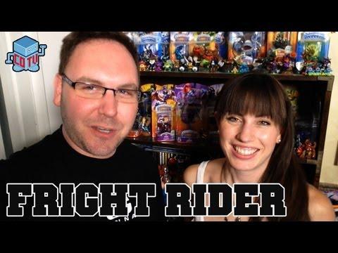 Skylanders Heroic Challenge  FRIGHT RIDER