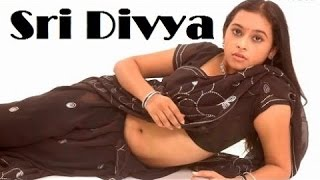 Actress Sri Divya's Navel Images Goes Viral on Internet