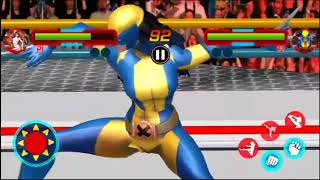 New Superstar Girls Wrestling Championship 2018 - 3D Action Game
