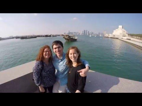 Doha & Dubai family trip | CK