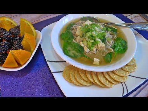 Soba Miso Soup