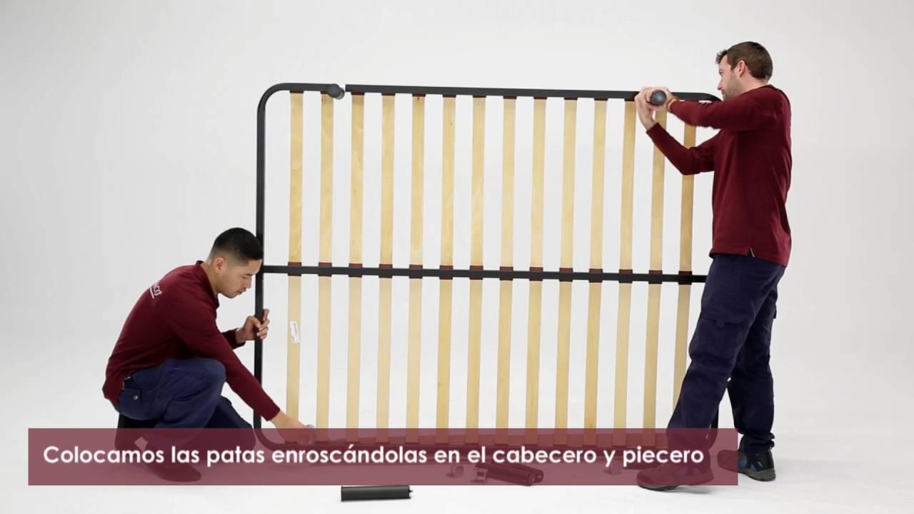 Montaje Somier LoMonaco   YouTube