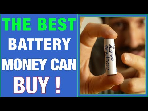 The BEST Rechargeable Battery ! Stop Buying Other Brands !