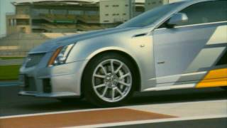 Cadillac CTS-V Coupe in the UAE