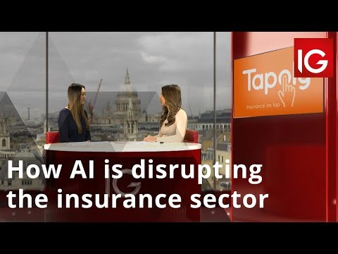 How AI is disrupting the insurance sector