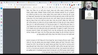 Chodosh In Chutz La'Aretz Part 5, The Final Part in the Series