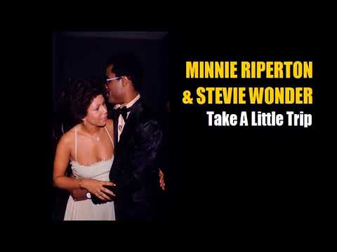 MINNIE RIPERTON & STEVIE WONDER Take A Little Trip