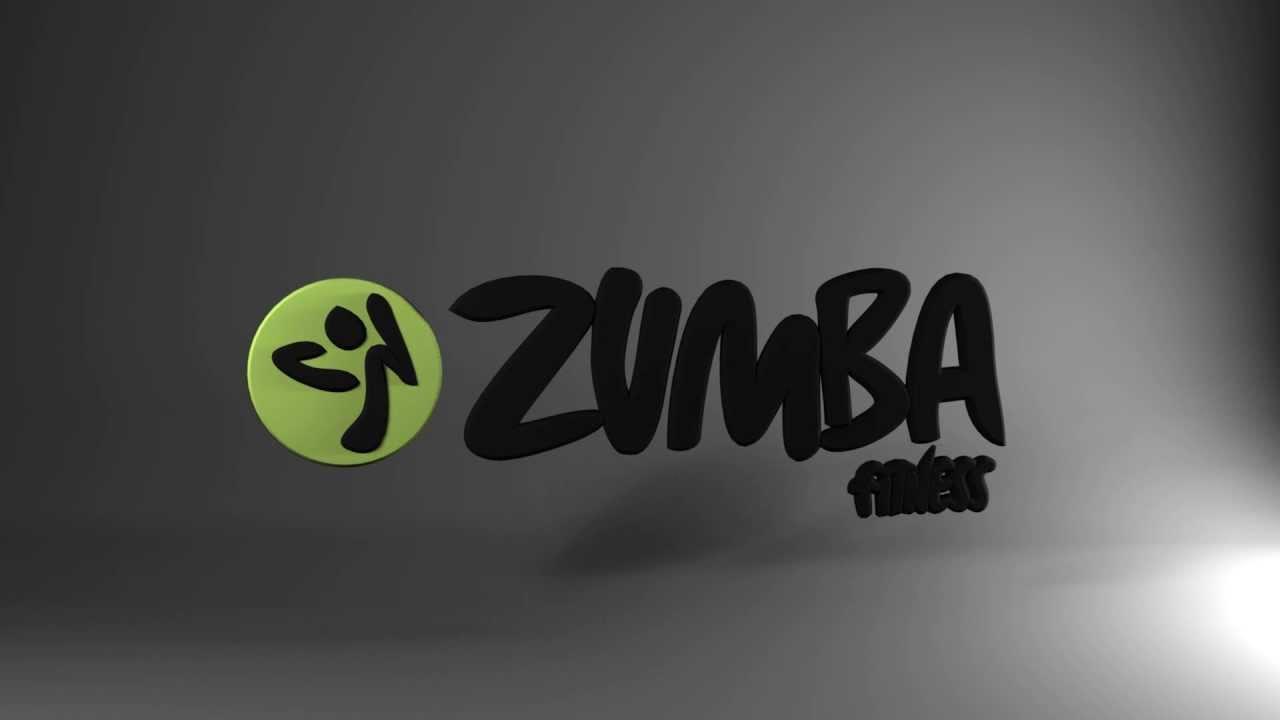 Zumba Logo Turntable - YouTube