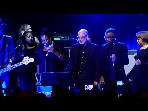Damon Albarn + Brian Eno - Heavy Seas Of Love @ Royal Albert Hall