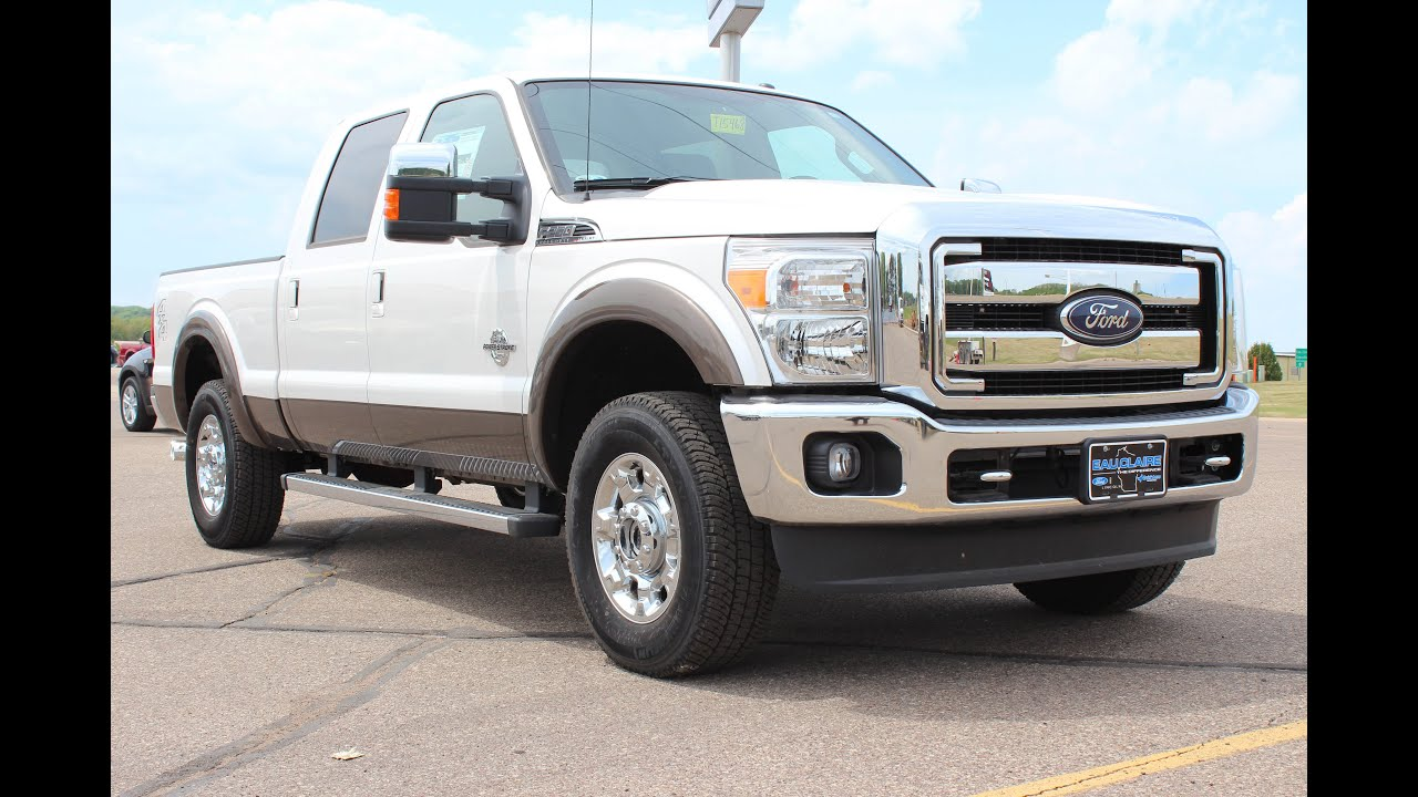 2016 ford f 250 super duty lariat crew cab 6 7l power stroke at eau claire ford lincoln quick. Black Bedroom Furniture Sets. Home Design Ideas