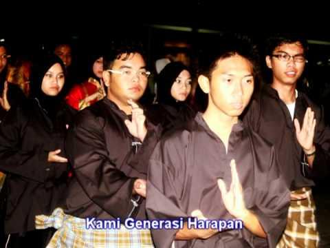 Lagu Kolej Matrikulasi Johor - Persada Gemilang